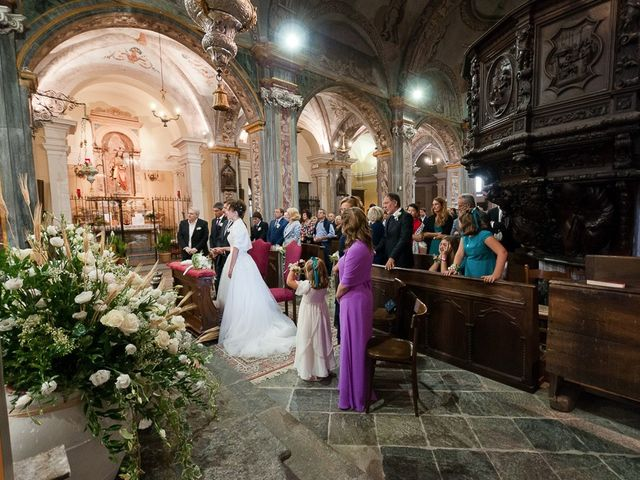 Il matrimonio di Matteo e Maria Luisa a Salussola, Biella 23