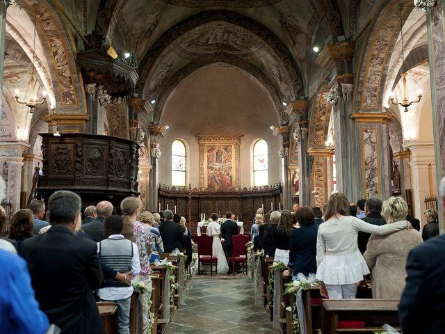 Il matrimonio di Matteo e Maria Luisa a Salussola, Biella 24
