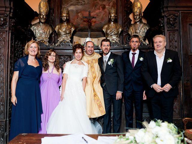 Il matrimonio di Matteo e Maria Luisa a Salussola, Biella 34