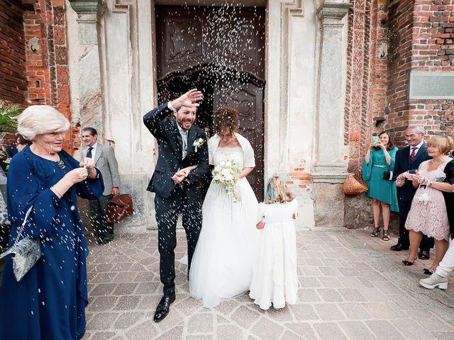 Il matrimonio di Matteo e Maria Luisa a Salussola, Biella 38