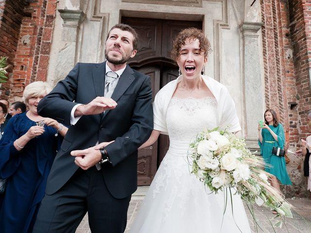 Il matrimonio di Matteo e Maria Luisa a Salussola, Biella 39
