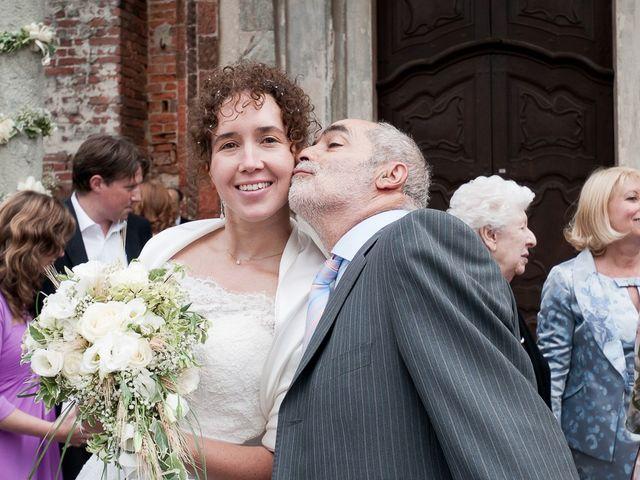 Il matrimonio di Matteo e Maria Luisa a Salussola, Biella 40