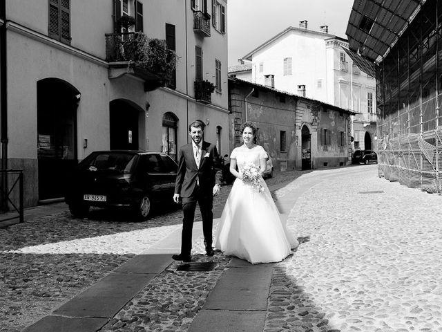 Il matrimonio di Matteo e Maria Luisa a Salussola, Biella 48