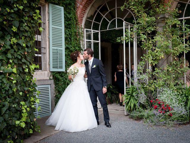 Il matrimonio di Matteo e Maria Luisa a Salussola, Biella 50
