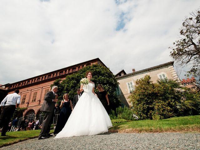 Il matrimonio di Matteo e Maria Luisa a Salussola, Biella 53