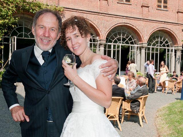Il matrimonio di Matteo e Maria Luisa a Salussola, Biella 59