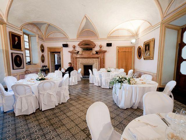 Il matrimonio di Matteo e Maria Luisa a Salussola, Biella 62