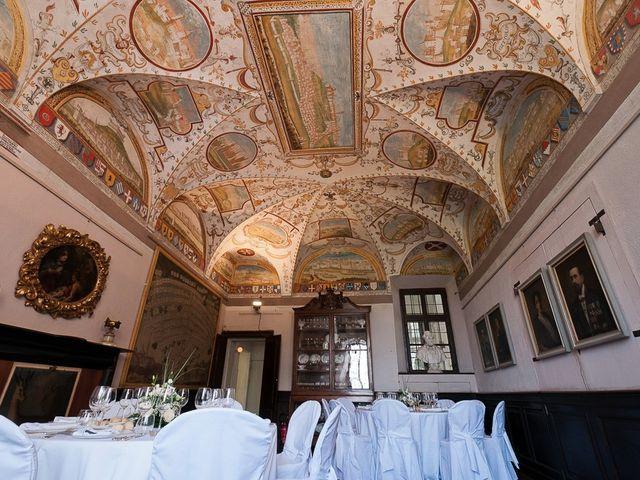 Il matrimonio di Matteo e Maria Luisa a Salussola, Biella 65