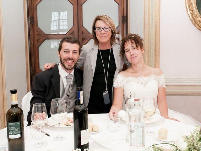 Il matrimonio di Matteo e Maria Luisa a Salussola, Biella 73
