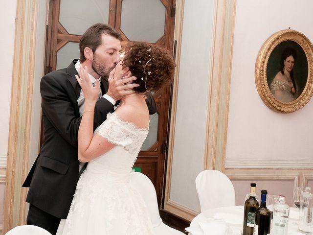 Il matrimonio di Matteo e Maria Luisa a Salussola, Biella 77