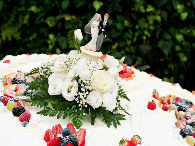 Il matrimonio di Matteo e Maria Luisa a Salussola, Biella 81