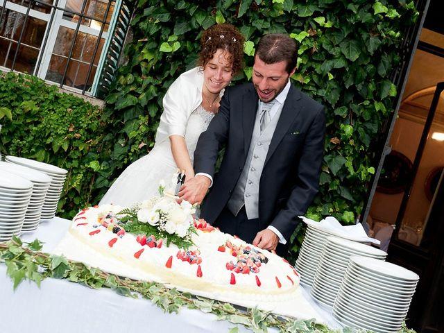 Il matrimonio di Matteo e Maria Luisa a Salussola, Biella 83