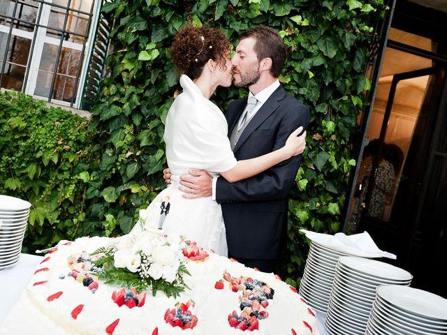 Il matrimonio di Matteo e Maria Luisa a Salussola, Biella 84