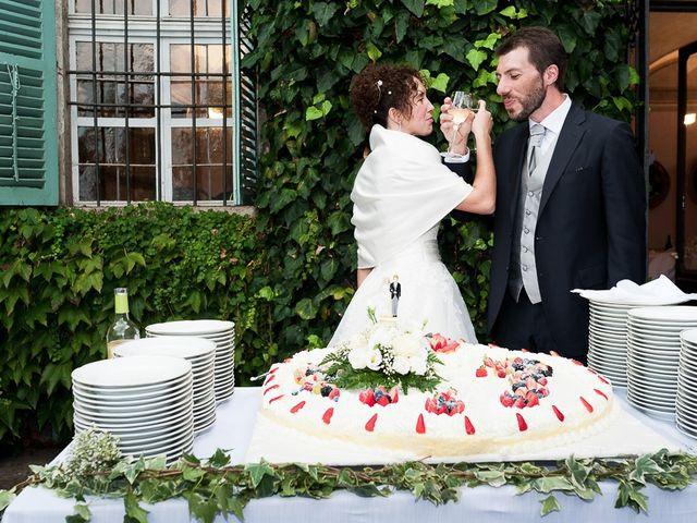 Le nozze di Maria Luisa e Matteo