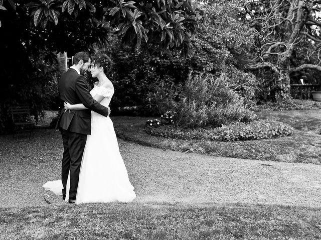 Il matrimonio di Matteo e Maria Luisa a Salussola, Biella 87