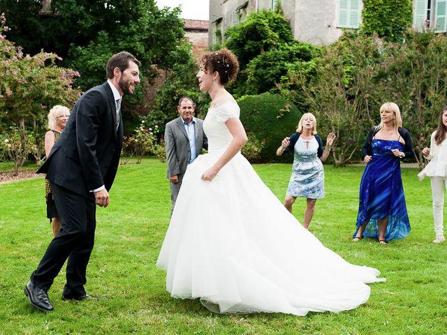 Il matrimonio di Matteo e Maria Luisa a Salussola, Biella 89