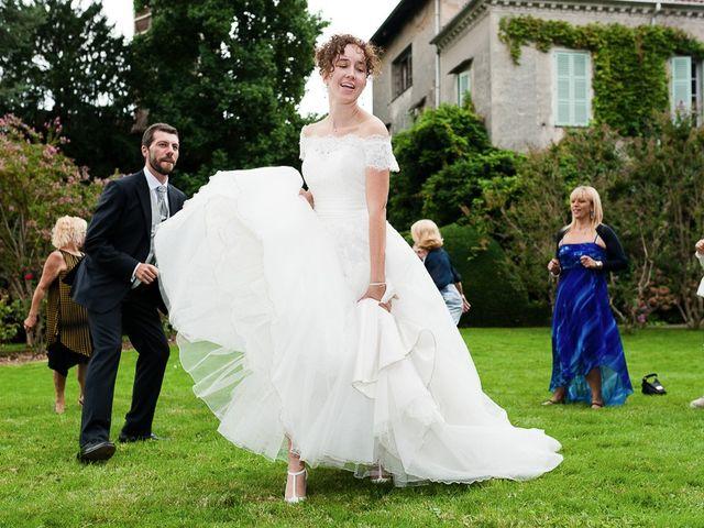 Il matrimonio di Matteo e Maria Luisa a Salussola, Biella 90