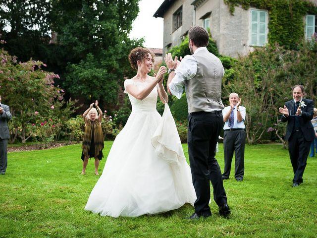 Il matrimonio di Matteo e Maria Luisa a Salussola, Biella 94