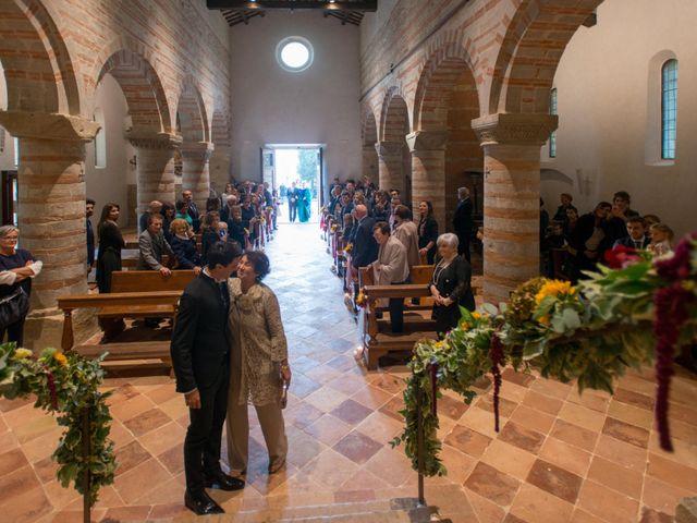 Il matrimonio di Luca e Gaia a Forlimpopoli, Forlì-Cesena 48
