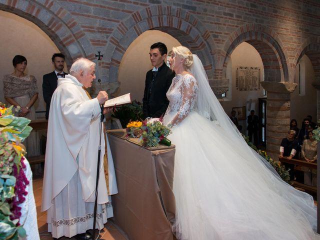 Il matrimonio di Luca e Gaia a Forlimpopoli, Forlì-Cesena 71