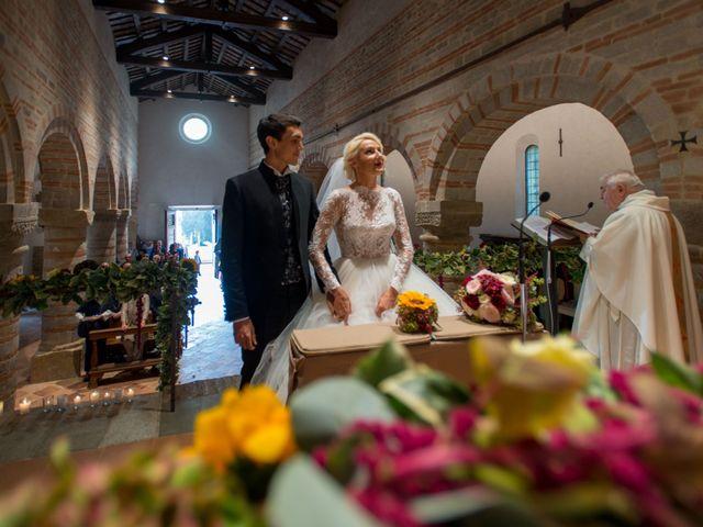 Il matrimonio di Luca e Gaia a Forlimpopoli, Forlì-Cesena 78