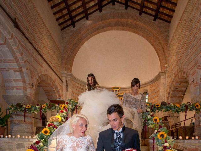 Il matrimonio di Luca e Gaia a Forlimpopoli, Forlì-Cesena 89