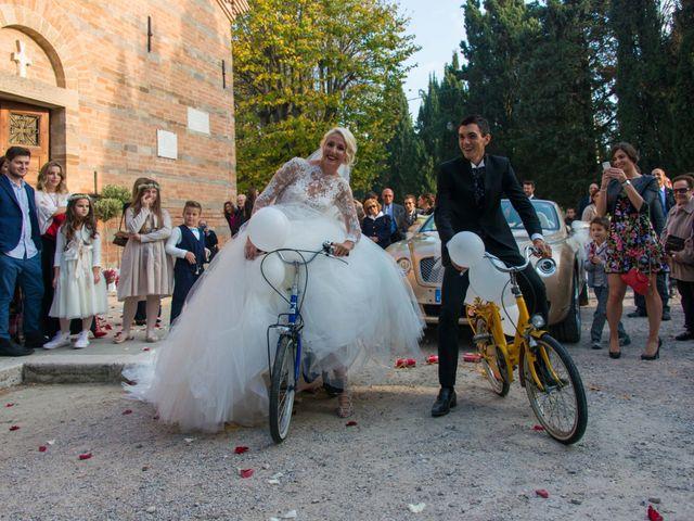 Il matrimonio di Luca e Gaia a Forlimpopoli, Forlì-Cesena 99