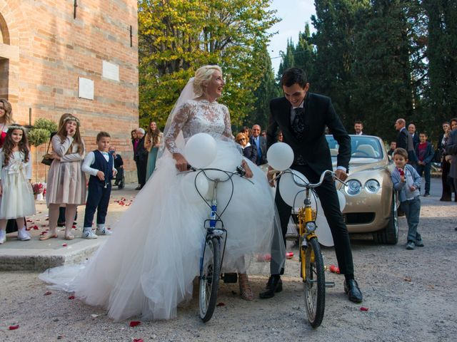 Il matrimonio di Luca e Gaia a Forlimpopoli, Forlì-Cesena 100