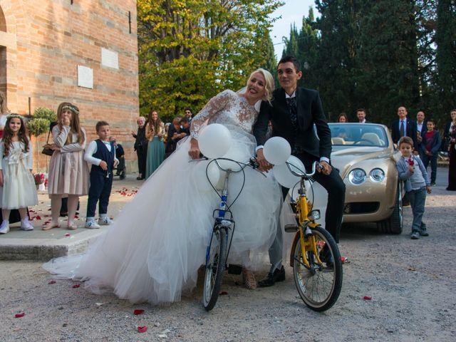 Il matrimonio di Luca e Gaia a Forlimpopoli, Forlì-Cesena 101