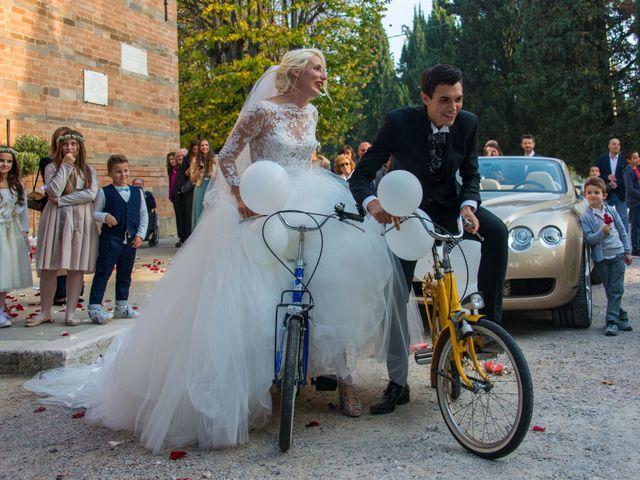 Il matrimonio di Luca e Gaia a Forlimpopoli, Forlì-Cesena 102