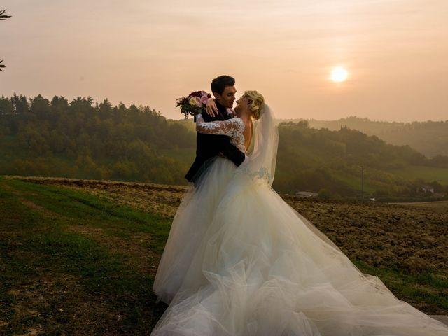 Il matrimonio di Luca e Gaia a Forlimpopoli, Forlì-Cesena 111