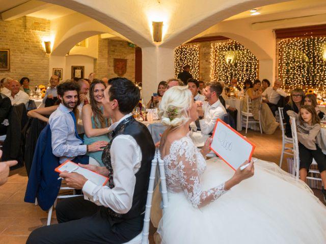 Il matrimonio di Luca e Gaia a Forlimpopoli, Forlì-Cesena 137