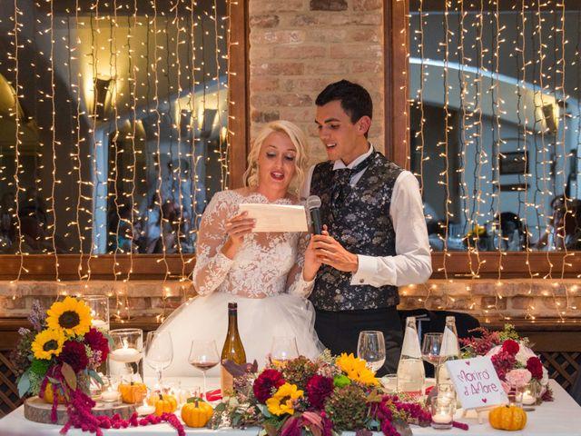 Il matrimonio di Luca e Gaia a Forlimpopoli, Forlì-Cesena 140
