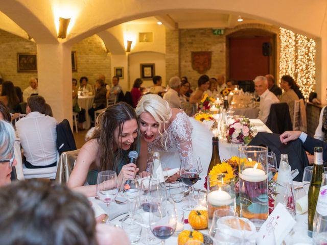 Il matrimonio di Luca e Gaia a Forlimpopoli, Forlì-Cesena 143