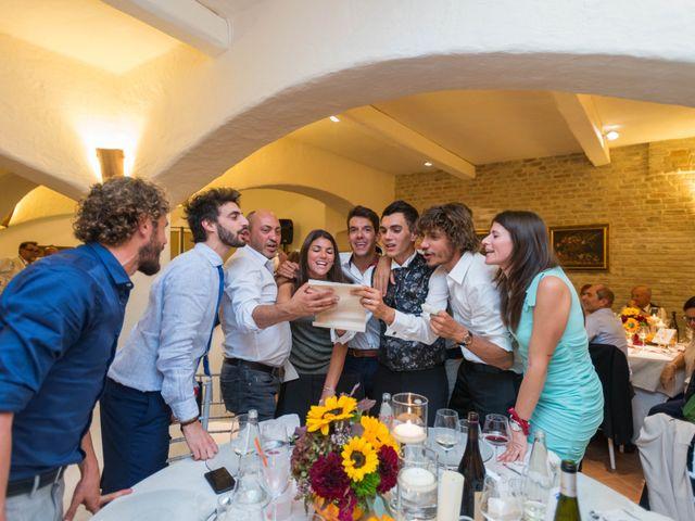Il matrimonio di Luca e Gaia a Forlimpopoli, Forlì-Cesena 147