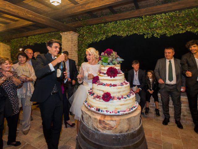 Il matrimonio di Luca e Gaia a Forlimpopoli, Forlì-Cesena 160