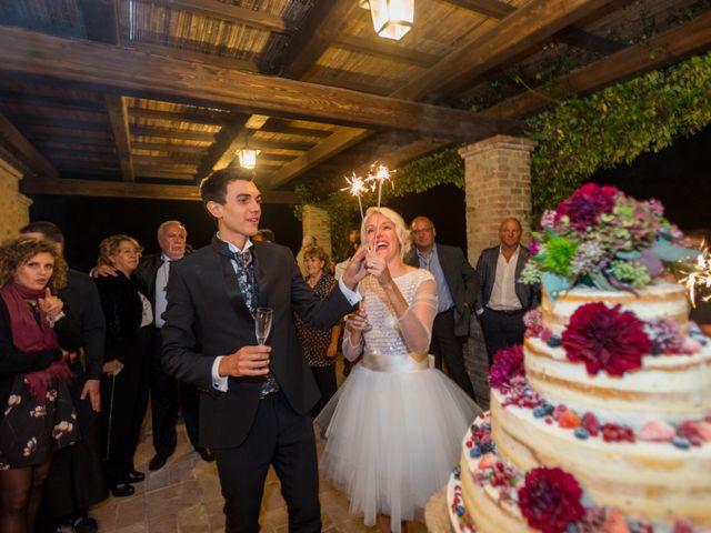 Il matrimonio di Luca e Gaia a Forlimpopoli, Forlì-Cesena 163