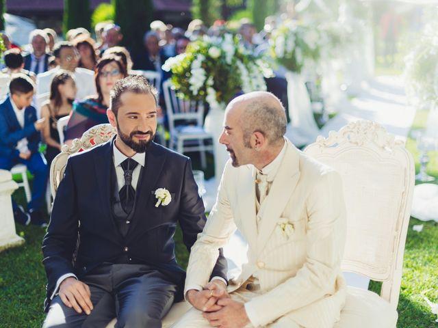 Il matrimonio di Marco e Carlo a Bagnone, Massa Carrara 20