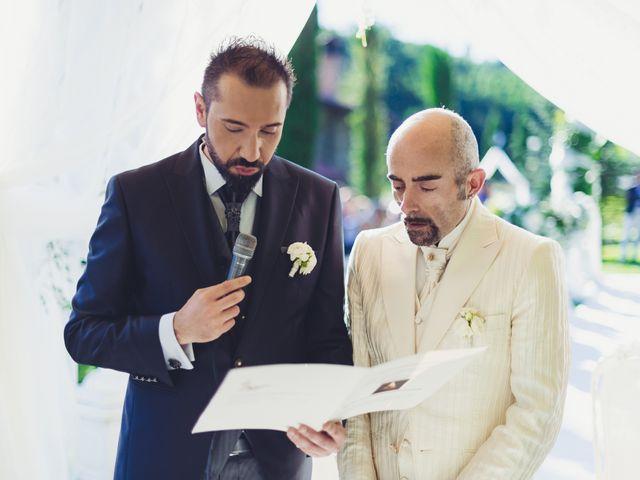 Il matrimonio di Marco e Carlo a Bagnone, Massa Carrara 21