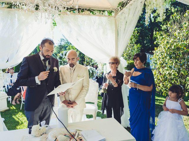Il matrimonio di Marco e Carlo a Bagnone, Massa Carrara 23