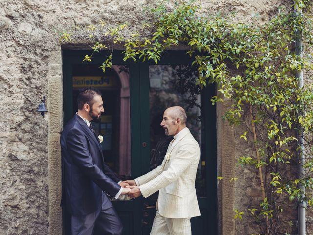 Il matrimonio di Marco e Carlo a Bagnone, Massa Carrara 34