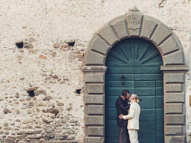 Il matrimonio di Marco e Carlo a Bagnone, Massa Carrara 35