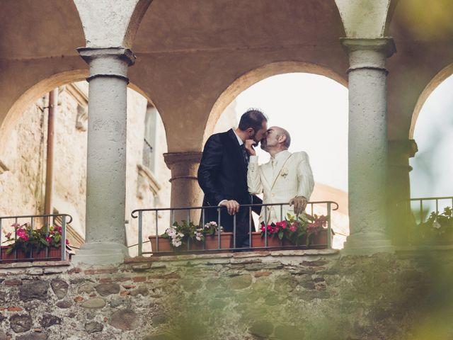 Il matrimonio di Marco e Carlo a Bagnone, Massa Carrara 38
