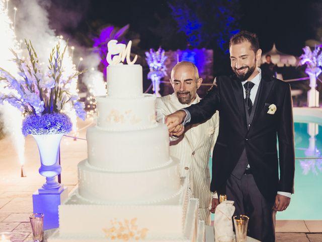 Il matrimonio di Marco e Carlo a Bagnone, Massa Carrara 44