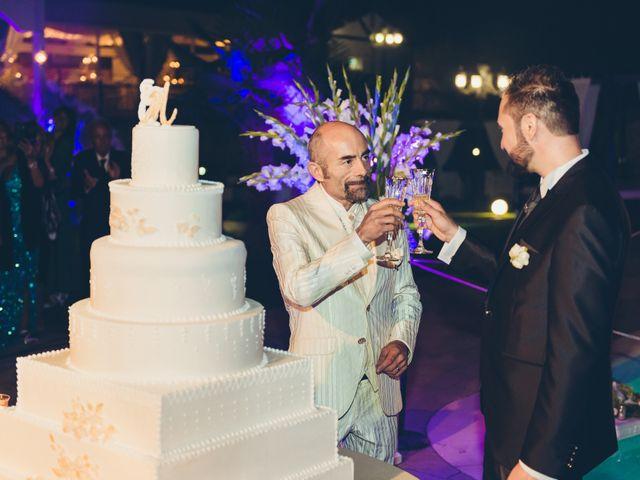 Il matrimonio di Marco e Carlo a Bagnone, Massa Carrara 45