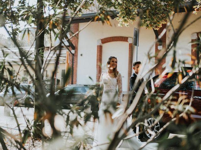 Il matrimonio di Mosè e Veronica a Lissone, Monza e Brianza 10