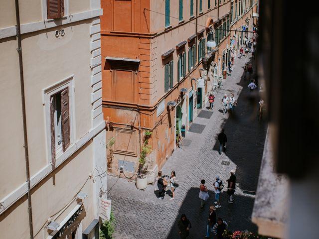 Il matrimonio di Emanuele e Monia a Roma, Roma 3