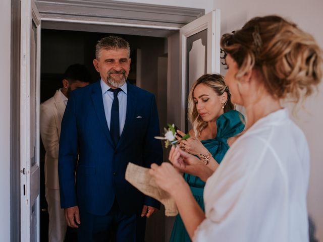 Il matrimonio di Emanuele e Monia a Roma, Roma 13