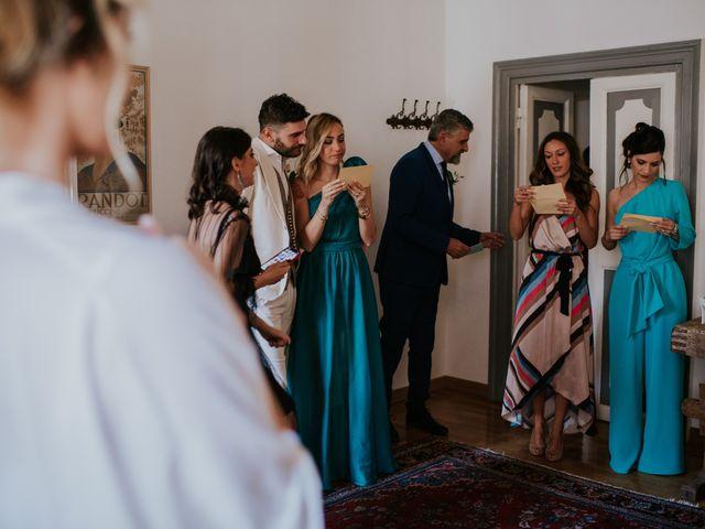 Il matrimonio di Emanuele e Monia a Roma, Roma 15