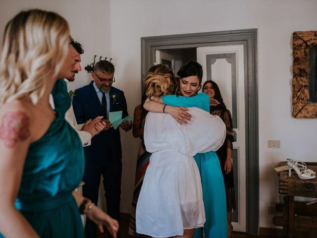 Il matrimonio di Emanuele e Monia a Roma, Roma 17
